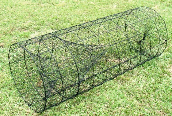 Catfish the fish net company llc for Hoop net fishing